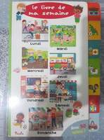 Used French book for kids (Hard Cover) in Dubai, UAE