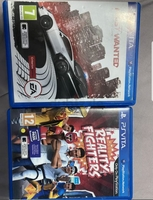 Used 5 ps vita games in Dubai, UAE
