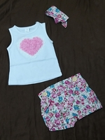Used Baby girl clothes + shoes in Dubai, UAE