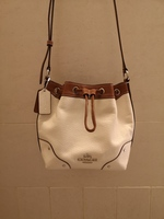 Used Like New Coach Leather Bag Authentic in Dubai, UAE