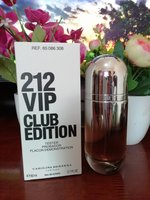 Used 212 vip club edition women 80ml in Dubai, UAE