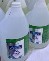 Used 95% anti bacterial alcohol in Dubai, UAE