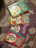 Used Books for kids. DORK DIARIES in Dubai, UAE