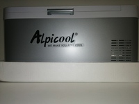 Used Alpicool Mini Fridge for Car,Travel, etc in Dubai, UAE