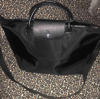 Used #longchamp medium, used twice  in Dubai, UAE