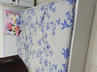 Used Bed set with drawers (no mattress) in Dubai, UAE