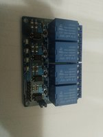 Used 4 Channel 12V Relay Module For Arduino in Dubai, UAE