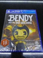Used BENDY AND THE INK MACHINE Ps4 NEW in Dubai, UAE