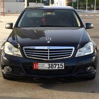 Used C-200 2012 excellent condition, mid range in Dubai, UAE