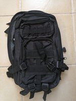 Used Small Army style backpack in Dubai, UAE
