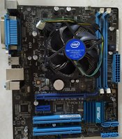Used H61 motherboard for sale in Dubai, UAE