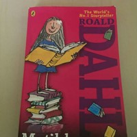 Used Matilda book in Dubai, UAE