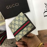Used •Gucci Wallet With Box (Limited Stocks) in Dubai, UAE