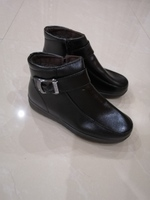 Women's new leather warm shoes size 39