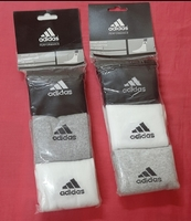 Used 6 pairs socks Adidas performance in Dubai, UAE