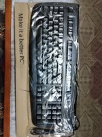 Used Logitech PC keyboard (new) in Dubai, UAE