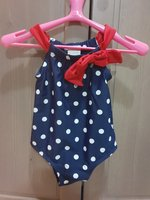 Used Mamas&papas baby girl swim suit in Dubai, UAE