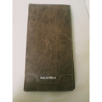 Used Men's brand new long wallet in Dubai, UAE