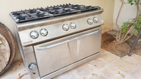 Used Mareno oven / stove in Dubai, UAE