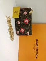 Used Lv sling bag flower design 2 in Dubai, UAE