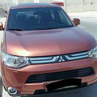 Used Mitsubishi outlander  in Dubai, UAE