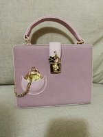 Used Elegant cute pink ladies bag in Dubai, UAE