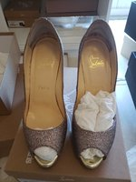 Used Christian Louboutin size 39.5 in Dubai, UAE