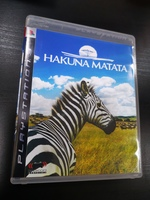 Used Sony PS3 Hakuna Matata (aka: Afrika) in Dubai, UAE