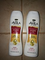 Used 2x 400 ml Dabur amla snake oil shampoo in Dubai, UAE