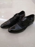 Used Men's formal lace up shoes size 43 in Dubai, UAE