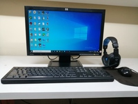 Used hp pc gaming good for fortnight, lol in Dubai, UAE