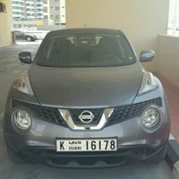 Used New 2016 Nissan Juke 0566289253 in Dubai, UAE