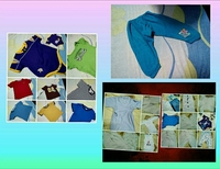 Mixed Used Clothes For Baby Boy (Age 0-1 Yr Old).