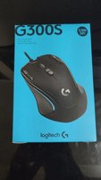 Used Logitech G300S gaming mouse in Dubai, UAE