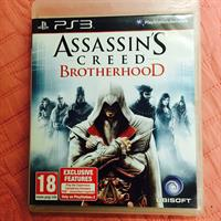 Ps3 CD Assassins