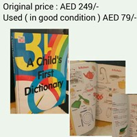 Used CHILD'S FIRST DICTIONARY - TIME LIFE SERIES in Dubai, UAE