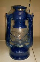 Used Blue color lantern in Dubai, UAE