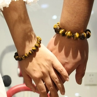 Used Two bracelets for lovers real stones in Dubai, UAE