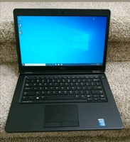 Used Dell Latitude Laptop Corei5 5th Generati in Dubai, UAE