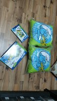 Used smurf set of 4 in Dubai, UAE