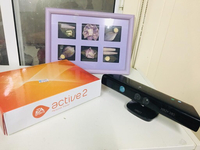 Used Bundle Xbox Kinect & Active 2 in Dubai, UAE