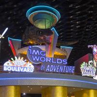 IMG Worlds Dubai Single Ticket