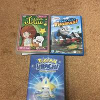 Dvds For Kids In Good Condition