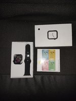 Used Bundle offer f10 watch & inpods yellow in Dubai, UAE