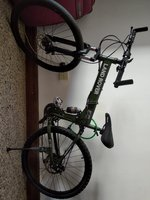 Used Folding Mountain Bike in Dubai, UAE