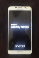 Used Samsung Galaxy Note 5 Duos in Dubai, UAE