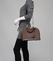 Used Alma damier canvas MM size (preloved) in Dubai, UAE