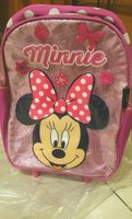 Used Minnie Mouse School Trolley Bag in Dubai, UAE