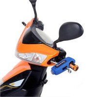 Used New Mayate bike secure anti theft lock in Dubai, UAE