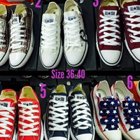 Used Converse shoe low Cut in Dubai, UAE